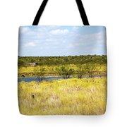 Pasture Horse 14414 Tote Bag