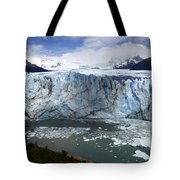 Patagonia Glaciar Perito Moreno 4 Tote Bag