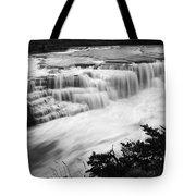 Patagonia Rio Glaciar Waterfall Tote Bag