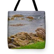 Patch Reefs At Point Amour In Labrador Tote Bag