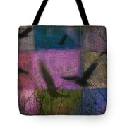 Patched Quilt Tote Bag