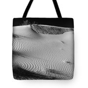 Patches In The Dunes Tote Bag