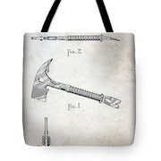 Patent - Fire Axe Tote Bag