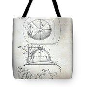 Patent - Fire Helmet Tote Bag