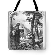 Patent Medicine, 1861 Tote Bag