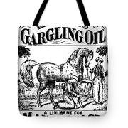 Patent Medicine, C1840 Tote Bag