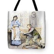 Patent Medicine Salesman Tote Bag