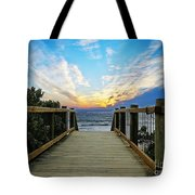 Path 2 Tote Bag