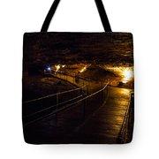 Path Fork Tote Bag