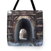 Path In History Tote Bag