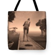 Path In Life Tote Bag by Bob Orsillo
