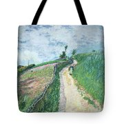 Path Leading To Ville D'avray Tote Bag