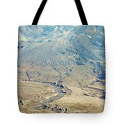 Path Of Destruction Tote Bag