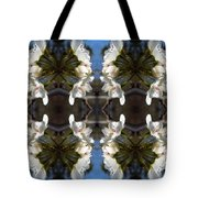 Path Of Flowers 1 Tote Bag