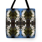 Path Of Flowers 2 Tote Bag