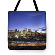 Path Of Glory Tote Bag