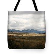 Path Of The Pioneers - Split Rock - Jeffrey City - Wyoming Tote Bag