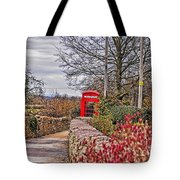Path Through The Cotswolds Tote Bag