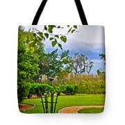 Path To Marshes Tote Bag