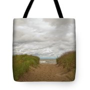 Path To The Beach 12058 Tote Bag