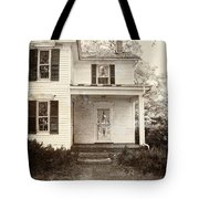Path To The Door Tote Bag