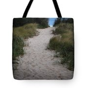 Path To The Dunes Tote Bag
