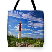 Path To The Light Tote Bag