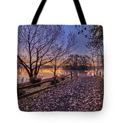 Path To The Serene Tote Bag