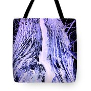 Path To The Sky -inverted Tote Bag