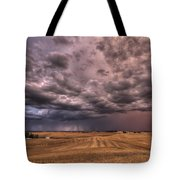 Path To The Storm Tote Bag