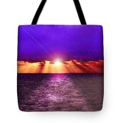 Path To The Sun Tote Bag