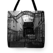 Pathe French Film School Tote Bag