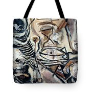Pathway Of Journeys  Tote Bag