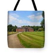 Pathway To Adlington Hall Tote Bag
