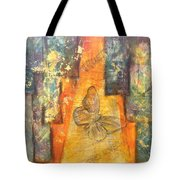 Pathway To Trust Tote Bag