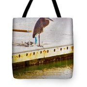 Patiently Pensive Tote Bag