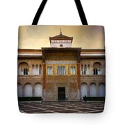 Patio De La Montaria II Tote Bag