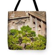 Patio De Los Naranjos Of Seville Cathedral Tote Bag