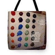 Patrick's Pre-mixed Palette Tote Bag