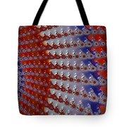 Patriotic Bandana Tote Bag