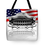 Patriotic Hudson 1952 Tote Bag