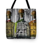 Patron Barn Door Tote Bag