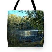 Patsiliga Creek Falls Tote Bag