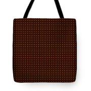 Pattern 8 Spots Tote Bag