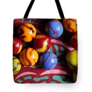 Pattern Overload Tote Bag