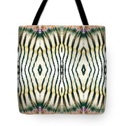 Patterned After Nature II Tote Bag