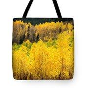 Patterns Aglow Tote Bag