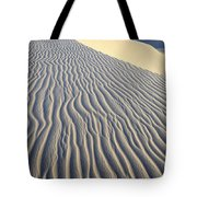 Patterns In The Sand Brazil Tote Bag