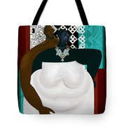 Patterns Of Love Tote Bag