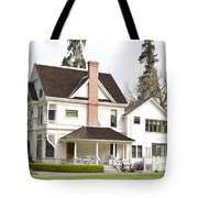 Patterson House Ardenwood Historic Farm Tote Bag